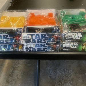 Star Wars Ice & Candy Silicone Trays for Sale in Boca Raton, FL