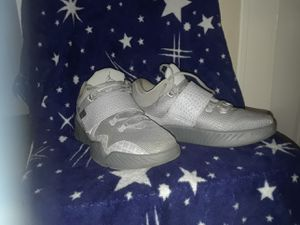 Jordan j23 light grey size 12 good condition for Sale in Cleveland, OH