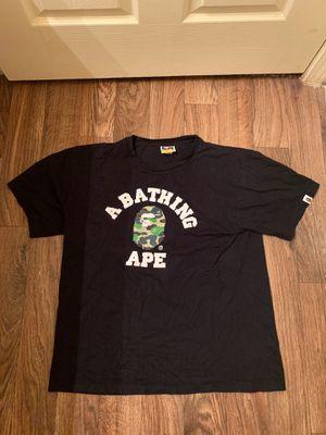 Bape college tee for Sale in Arlington, TX