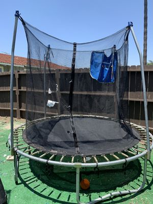 8ft kids trampoline great condition! for Sale in Orange, CA