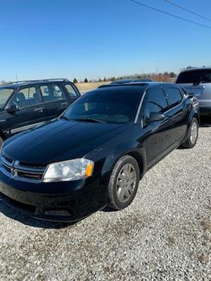 2013 Dodge Avenger for Sale in Cumberland, IN