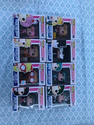 Sailor moon Funko pop collection for Sale in San Diego, CA