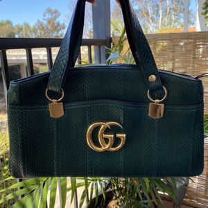 Gucci Genuine Watersnake Bag for Sale in San Diego, CA