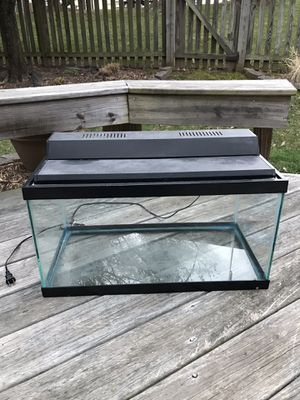 20 Gallon Glass Critter Tank for Sale in Chantilly, VA