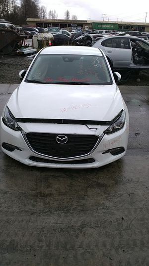 Parting out 2018 Mazda 3 for Sale in Kent, WA