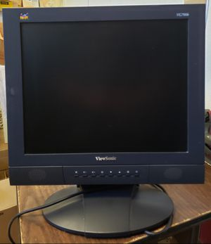 FREE - ViewSonic Computer Monitor for Sale in San Diego, CA