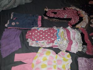 Baby girl clothes newborn-6months for Sale in Mobile, AL