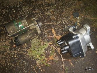 D16z6 Distributor And Starter for Sale in Tacoma,  WA