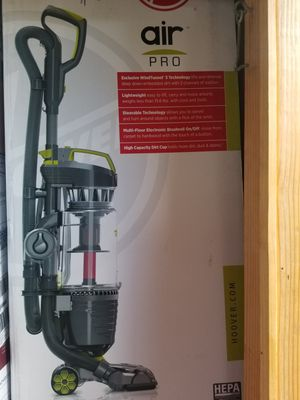 Hoover Air Pro vacuum/slightly used for Sale in Orlando, FL