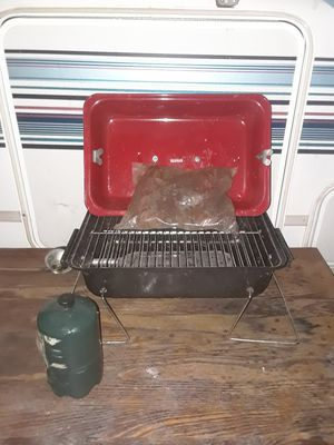 Coleman propane camping Grill for Sale in Lawton, OK