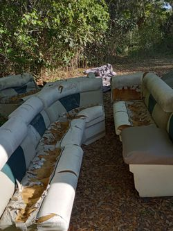 Pontoon Seat Set for Sale in Port Charlotte,  FL