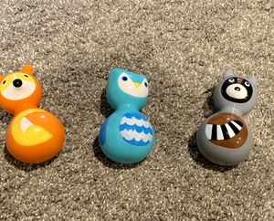 Kid O Baby Wobble Toys (set of 3) for Sale in Merion Station, PA