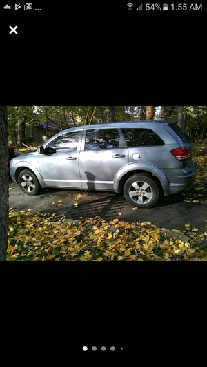 2009 Dodge journey SXT 3RD row, 6 speed automatic/manual slap stick, for Sale in Pittsburgh, PA