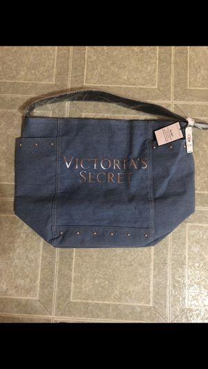 V.S Jean Secret Denim shoulder Tote Bag. Brand new for Sale in Shelby Charter Township, MI