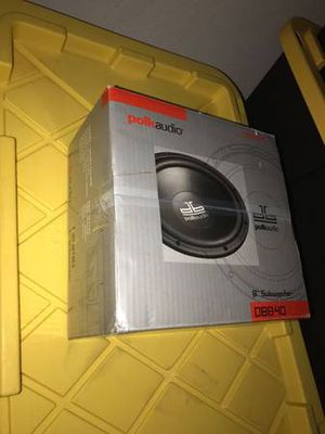 Subwoofer Polk Audio for Sale in San Jose, CA
