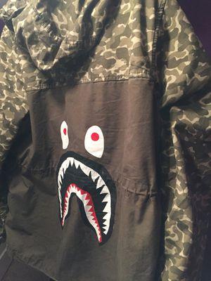 Bape utility jacket (Nike) for Sale in Spotswood, NJ