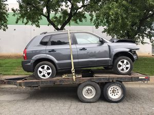 2007 Hyundai Tuscan Parting Out (Parts) for Sale in Sacramento, CA