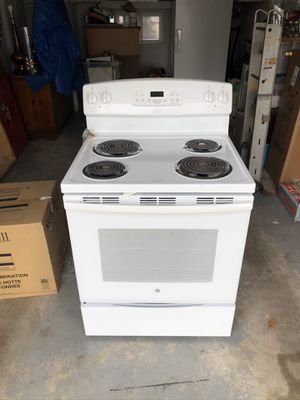 Stove GE for Sale in Gomer, OH