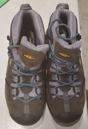 Womens keen steel toe boots nwt size 9 for Sale in Kaukauna, WI