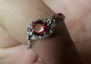 Brand new 14k gold filled ruby ring size 9 for Sale in Farmville, VA
