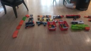 Nerf guns Barely Used for Sale in Mesa, AZ