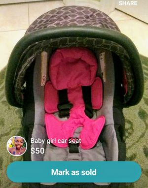 Graco Baby car seat for Sale in Fort Myers, FL