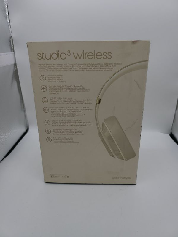 Beats studio 3 wireless camo