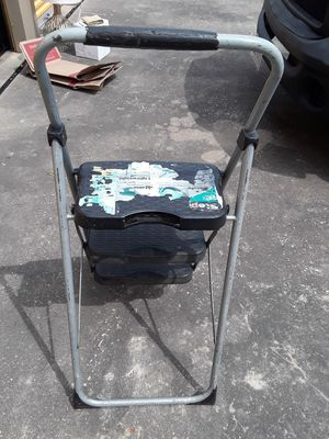 3 step ladder for Sale in Houston, TX
