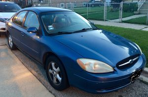 2002 Ford Taurus for Sale in Chicago, IL