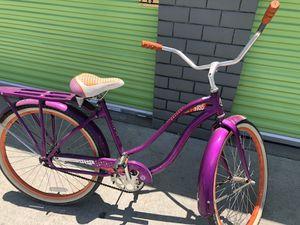 Bike 26 inch schwinn beach cruiser for Sale in Anaheim, CA