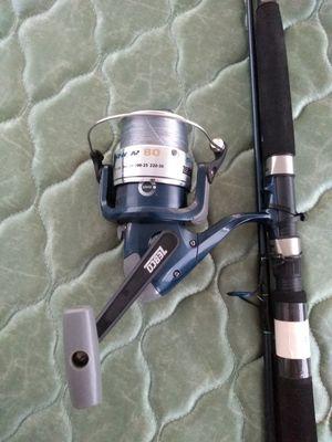 BRAND NEW FISHING POLE AND REEL for Sale in Oak Ridge, TN