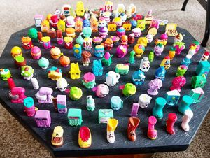 123 Shopkins like new for Sale in Greensburg, PA