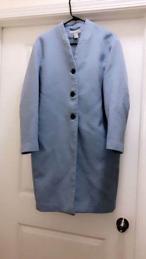 jacket size 8 Baby blue . For women for Sale in Fort Wayne, IN