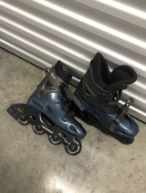 Men's Airborne ZX500 Roller Blades paid $130 size 11 good condition for Sale in Washington, DC