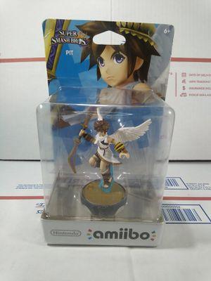 Amiibo Figure PIT Super Smash Bros Nintendo Wii U 3DS Switch for Sale in San Jacinto, CA