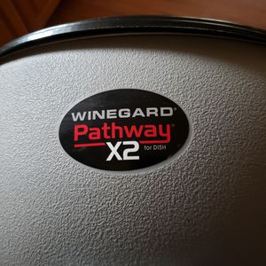 Wingard pathway X2 RV Dish Satellite bundle for Sale in Graham, WA