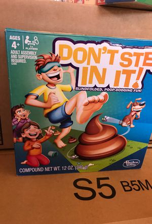 Don't step in it kids game 4+ for Sale in Las Vegas, NV