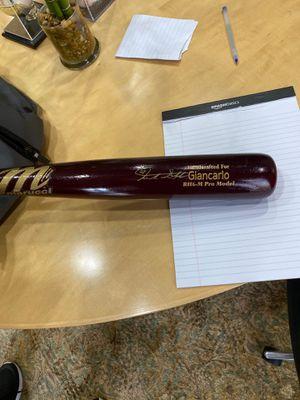 Giancarlo stanton bat for Sale in Pompano Beach, FL