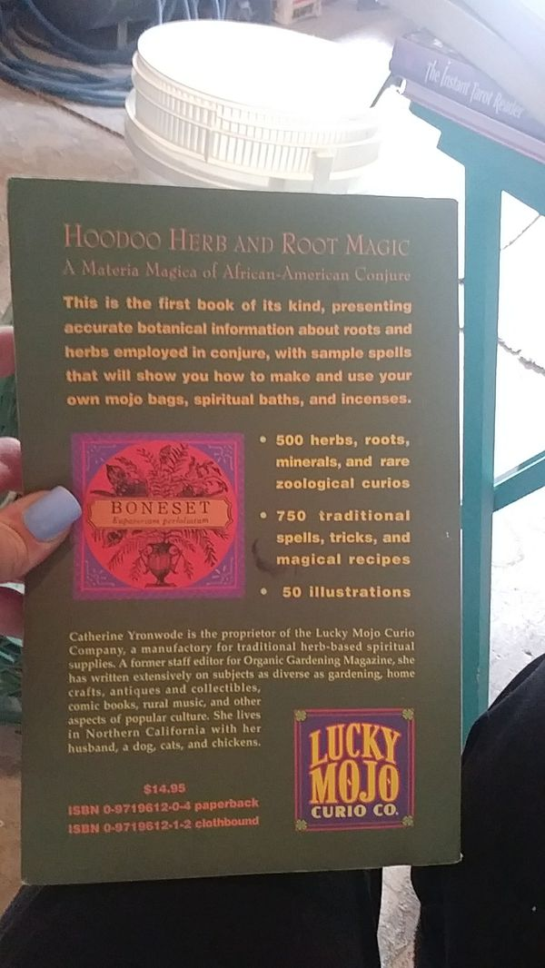 Hoodoo Herb And Root Magic for Sale in Phoenix, AZ - OfferUp