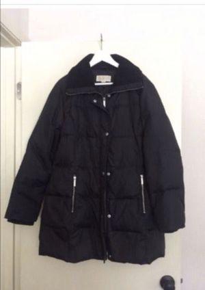 Michael Kors jacket black size LG for Sale in San Mateo, CA