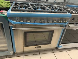 THERMADOR 36 INCH GAS RANGE for Sale in Hermosa Beach, CA