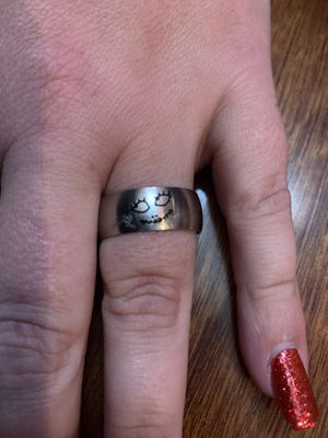 Vancaro Nightmare Before Christmas rings for Sale in Mount Perry, OH