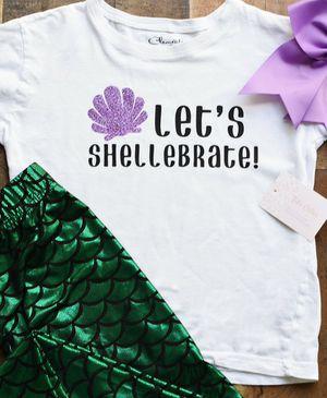 Mermaid Birthday Shirt for Sale in Winter Park, FL