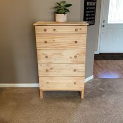 IKEA Tarva Dresser Solid Pine - Dimensions Are In The Second Picture for Sale in Vancouver,  WA