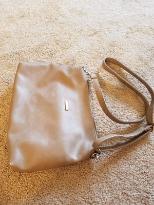 Medium Shoulder Bag Organizer Secosana light Brown Faux Leather Messenger for Sale in Des Plaines, IL