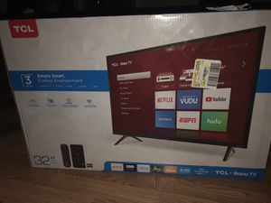 TV TCL With Warranty $200 for Sale in Baltimore, MD