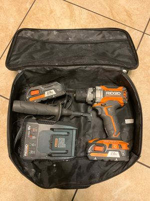 Ridgid impact drill for Sale in Munster, IN