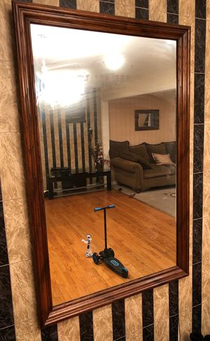Large wall mirror for Sale in Ewing Township, NJ