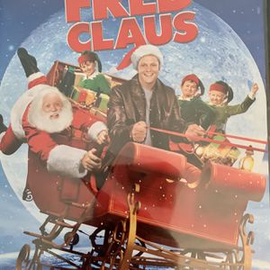 Fred Claus DVD for Sale in Long Beach, CA