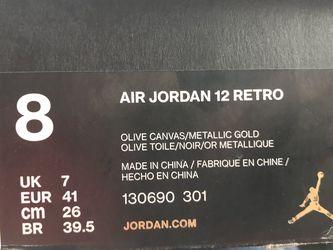 Jordan 12s for Sale in Chicago,  IL
